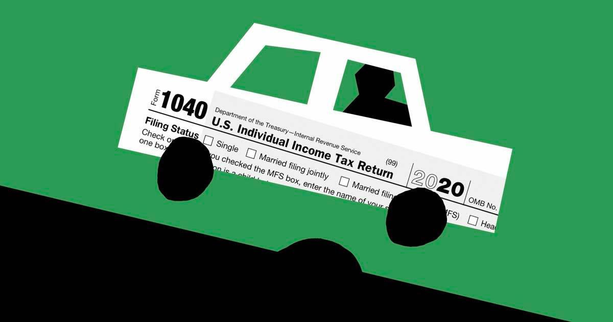 The ProPublica Free Tax Guide - cover